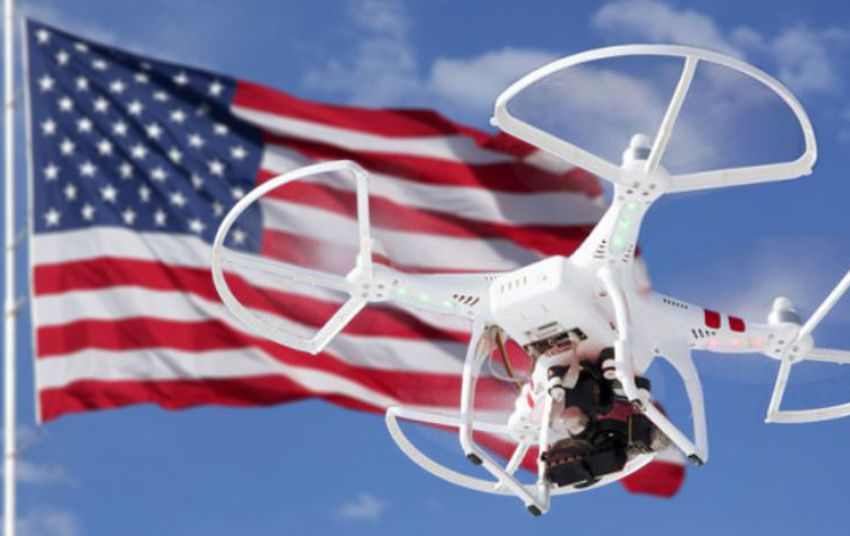 Urgent national registration of drones for US