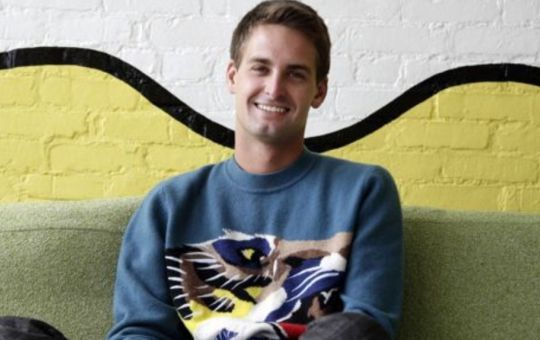Evan Spiegel - Tech geek of Snapchat