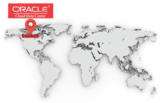 Oracle's Cloud Data Center in Canada