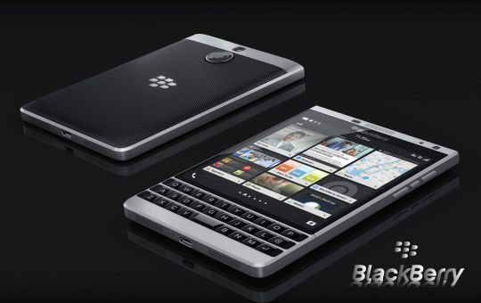 BlackBerry: reveals a new quirky smartphone