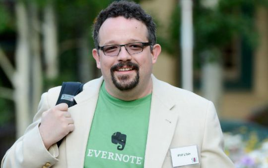 Google X Research Unit Head Chris O'neill Is The New CEO Of Evernote