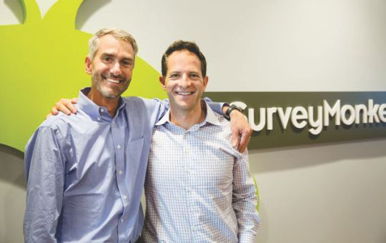 HP's Bill Veghte Named CEO of SurveyMonkey
