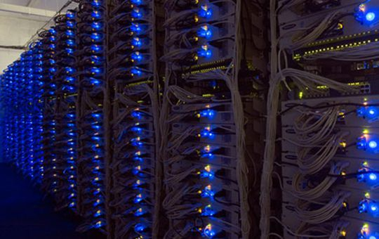 Time to Think About Saving Power at the Data Center