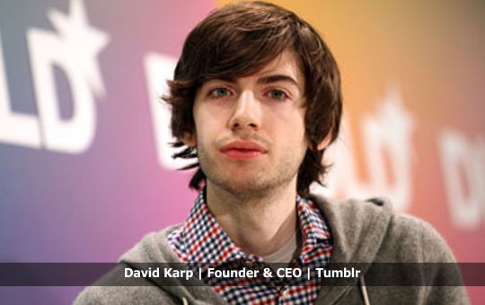David Karp – Genius Behind Tumblr