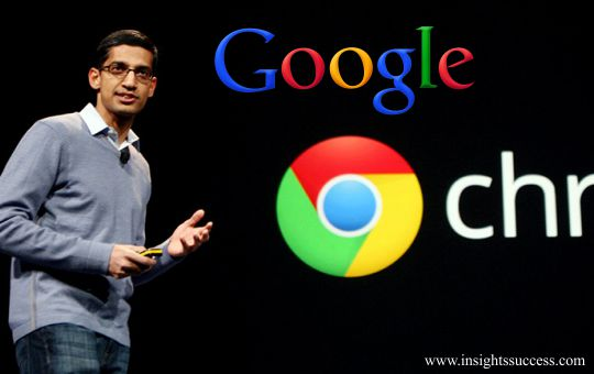 Sundar Pinchai – A New Indian CEO Appointed by Google