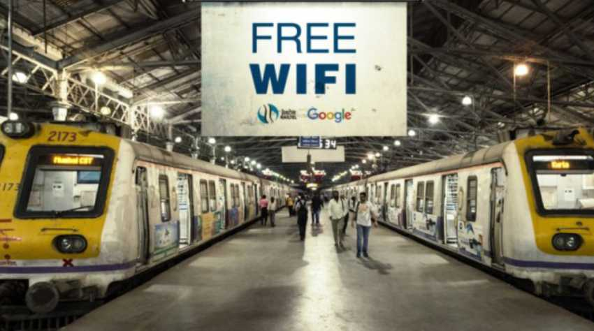 Google's Free Wi-Fi connectivity starts from today at Mumbai Central