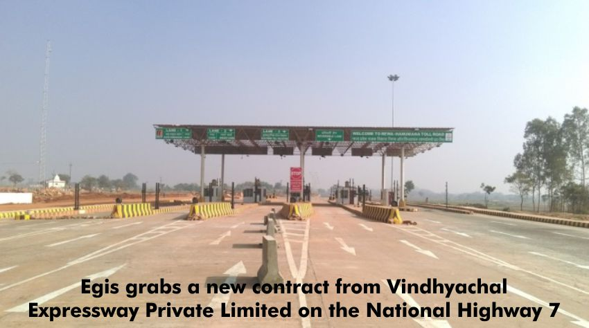 Egis grabs a new contract from Vindhyachal Expressway Private Limited on the National Highway 7
