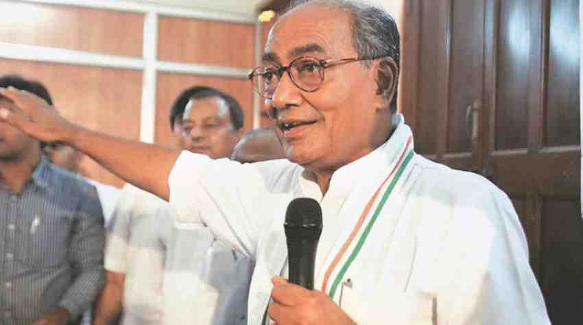 Digvijaya Singh Air Improves Figure in Probe into Aviation Consultant