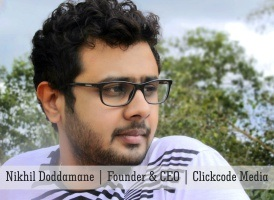 nikhil-doddamane-founder-and-ceo-clickcode-media