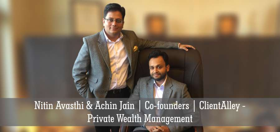 Nitin Avasthi & Achin Jain: Advising First, Businessing Later