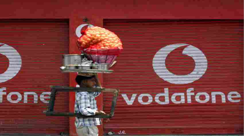 Vodafone to Spend INR 20,280 on the Spectrum Buy