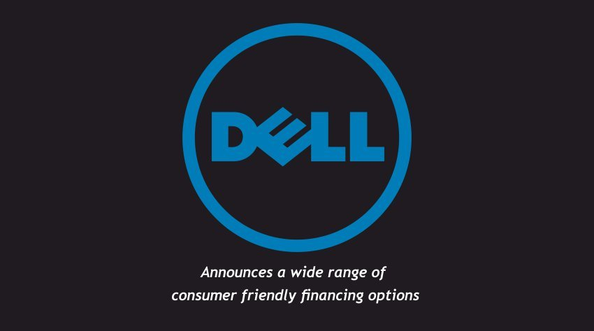 Dell Empowers Customers to Buy A PC with 'Zero Cash'