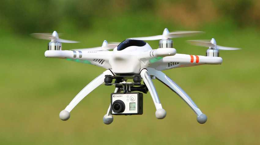 Drones may Help to Set up the Wireless Network in the Future