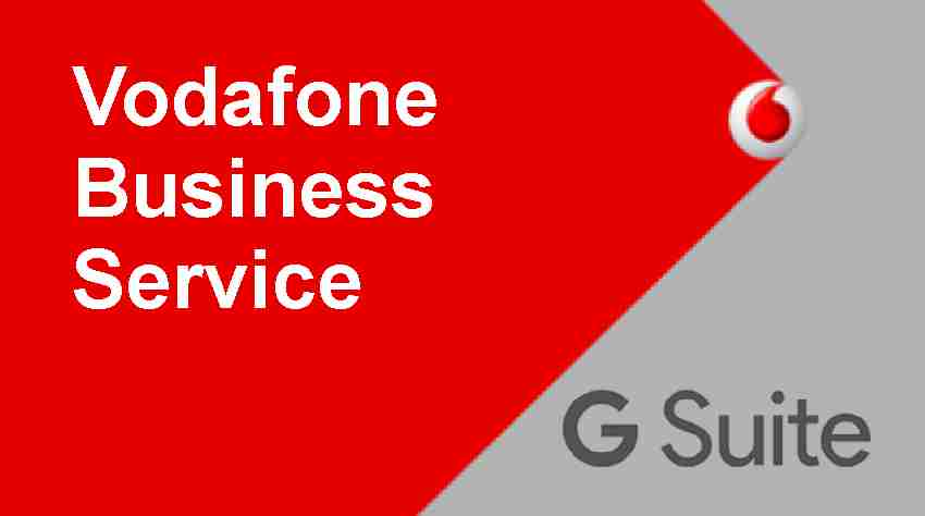 Vodafone and Google come in collaboration to suite your enterprising needs