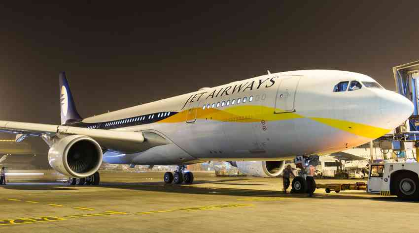Going Cashless: Jet Airways Offers EMI Option to Book Tickets