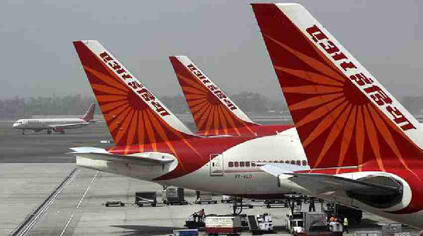 Air India Ready to Compete with Rajdhani Express by Offering Competative Ticket Pricing
