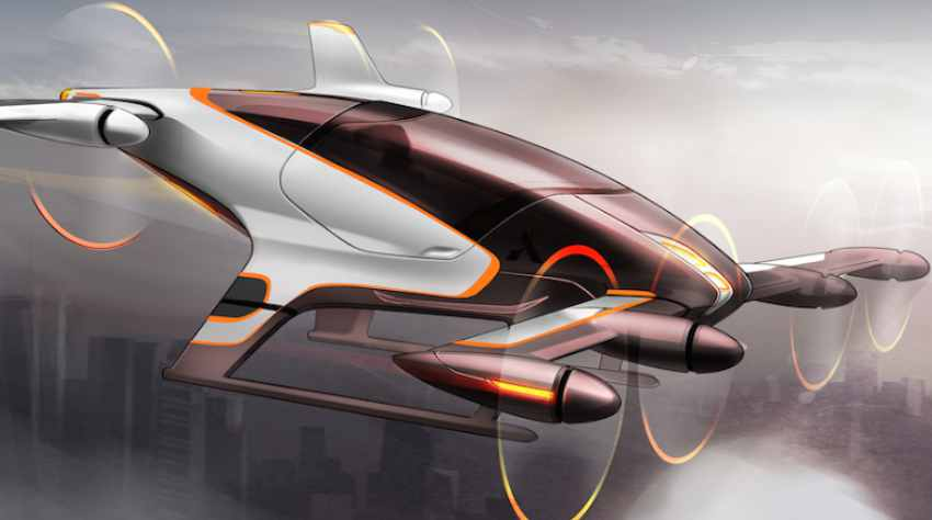 Flying Cars to be Tested by End of 2017, as Stated by Aerospace Giant Airbus