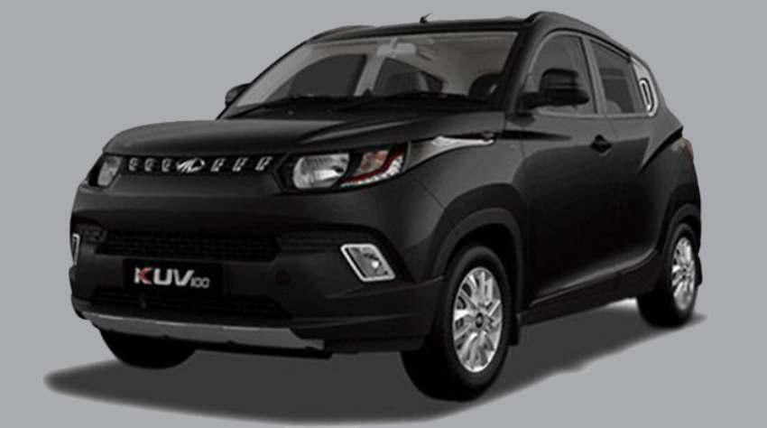Mahindra KUV 100, New Model Launched