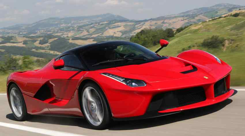 Ferrari NV is Unveiling the Fastest Production Car in Its History