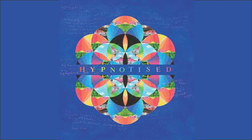 Coldplay has Published a Track Titled 'Hypnotised' from their Kaleidoscope EP