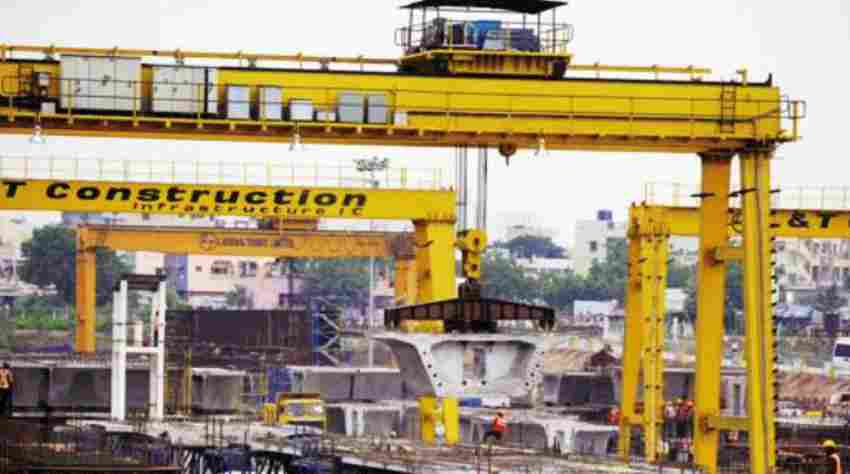 L&T Construction Gains Rs 2,170 cr. Orders