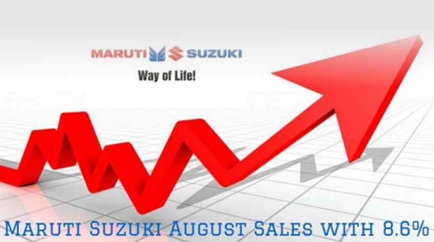 Maruti Suzuki February Sales Improved by 11 percent