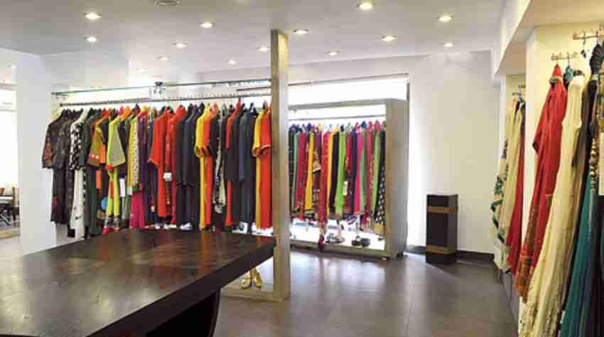 Multi-designer store formats, starting to debut in Kolkata