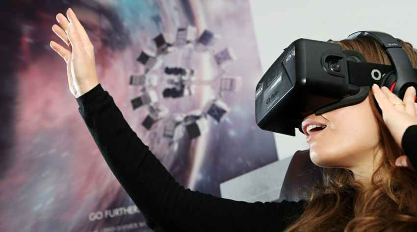 PVR along with HP has launched Asia's First Virtual Reality Lounge in India