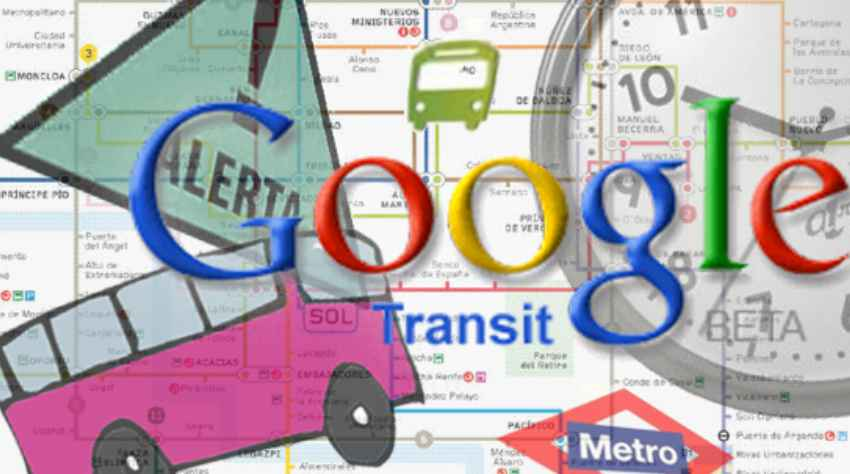 Google Maps to relieve Transit in Seven more Indian Cities