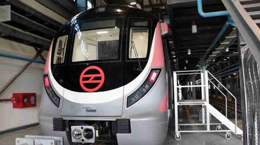 Technology advances: Driverless trains in Mumbai