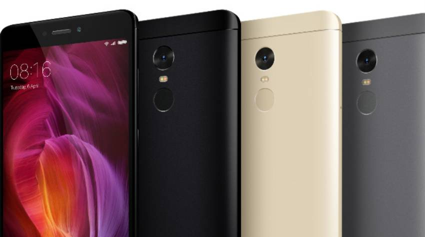 Xiaomi Redmi Note 4 Matte Black Colour Variant to Go on Sale