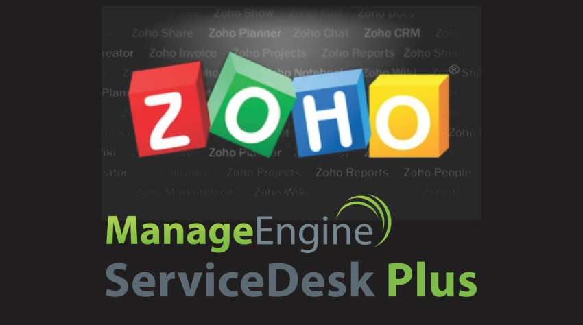 ManageEngine Integrates IT Service Desk for MSPs with Zoho Business Apps