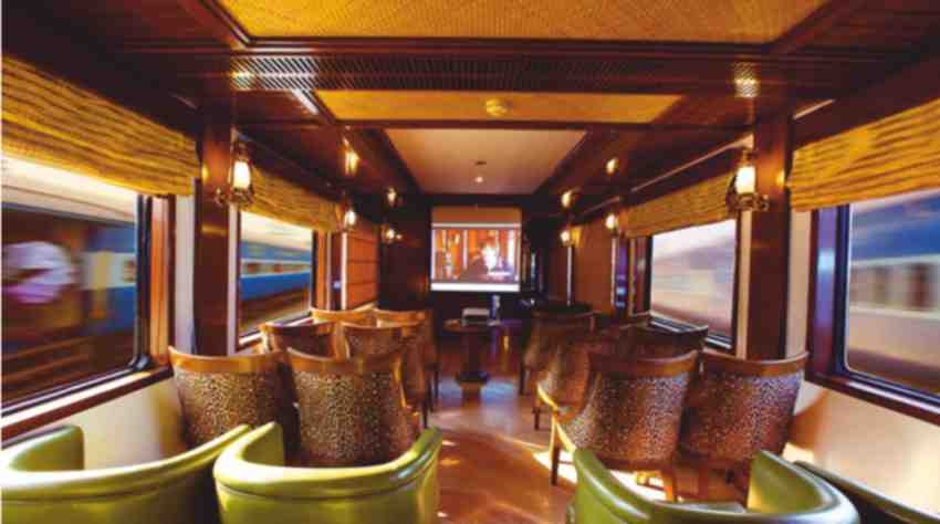 Maharajas' Express- Two Super-Luxury lines in South India (Special offers)