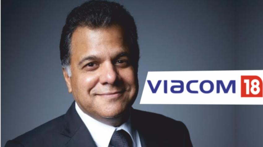 Viacom18 Promotes Raj Nayak to COO, also Reorganizes the Leadership Team
