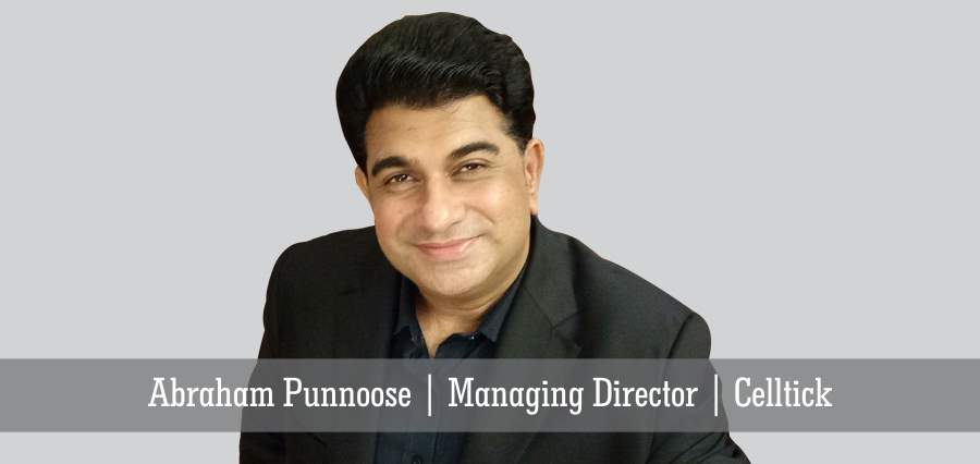 Abraham Punnoose: Leading the Pathway to Organizational Success