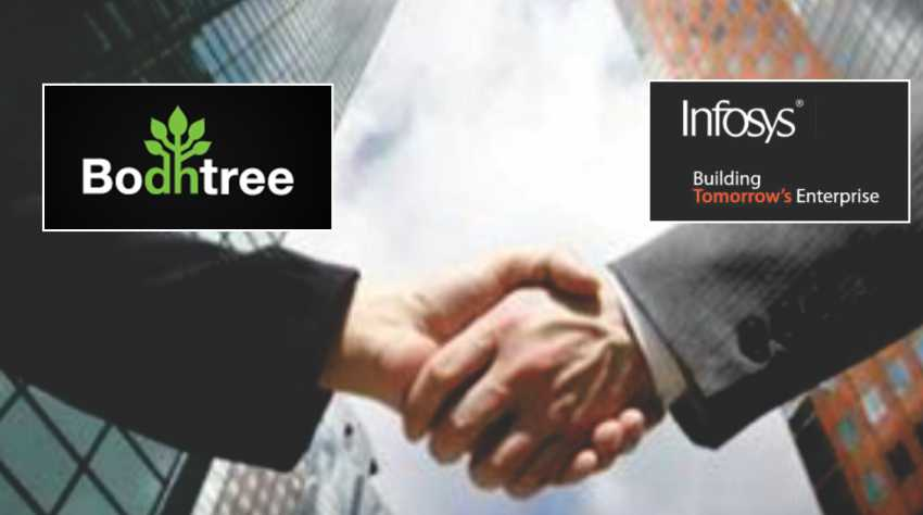 Bodhtree Consulting enters strategic partnership with Infosys