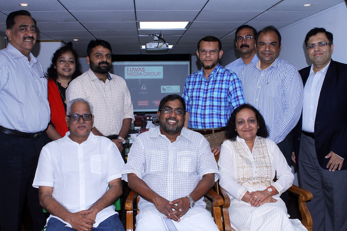 Havas Media Group ties up with IMC Advertising, a Kerala-based agency