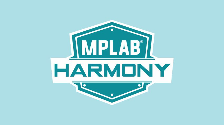 Microchip's MPLAB® Harmony software upgraded to including more efficient code and enhanced graphics development tools