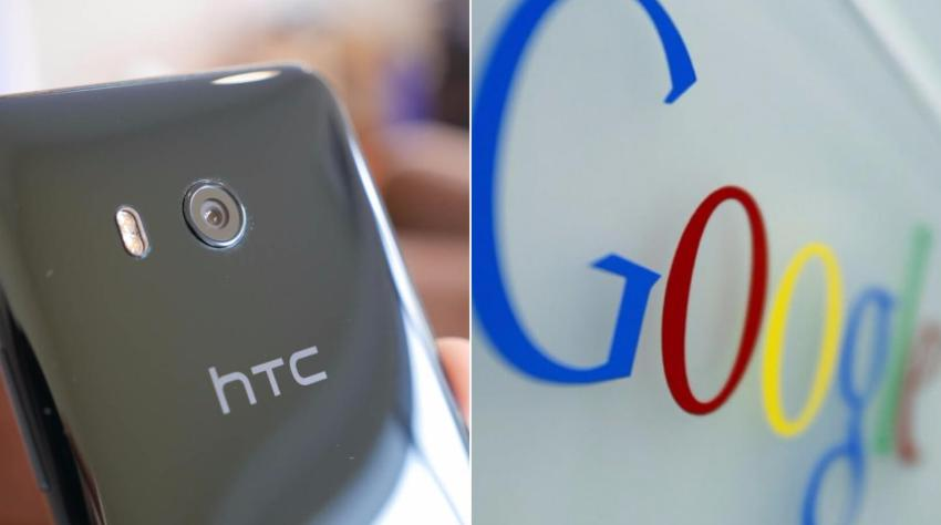 Google signs a deal worth $1.1 billion with HTC