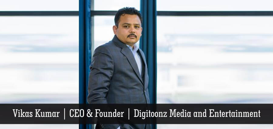 Digitoonz: Delivering the Versatile and Sagacious Frames to Entertainment World